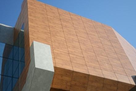 HPL панелі облицювання фасаду