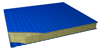 Структура сендвіч панелей