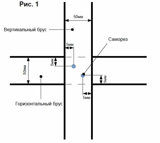 Монтаж фіброцементного сайдингу рис.1