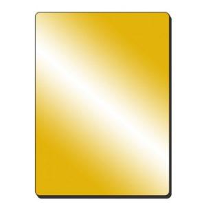 Алюминиевые композитные панели Aluten/Alumin зеркало-золото