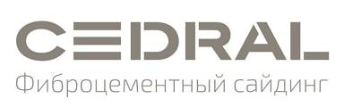 Фиброцементный сайдинг Cedral logo