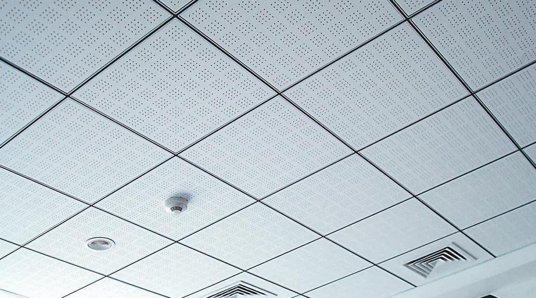 Минеральные плиты потолка Армстронг