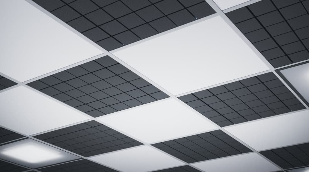 Разнообразие вариантов отделки с потолком Армстронг